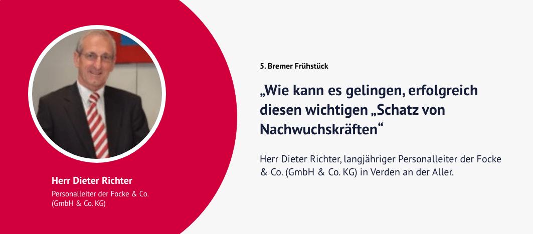 5. Bremer Frühstück – Dieter Richter