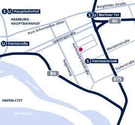 Karte gmo Hamburg